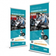 Roll-up Banner Iveco