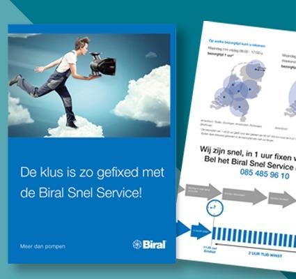 Biral Snel Service magazine
