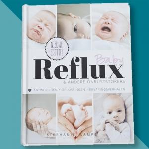 Boek Baby Reflux